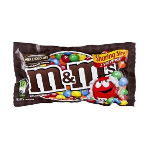 M&M CHOCOLATE KING SIZE 6/24
