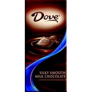 DOVE MILK CHOCOLATE BAR /12