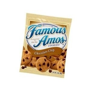 FAMOUS AMOS CHOCO-CHIP COOKIES 1/36