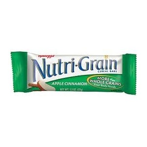 NUTRI GRAIN APPLE