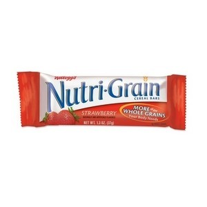 NUTRI GRAIN STRAWBERRY