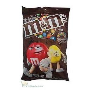 M&M CHOCOLATE PEG