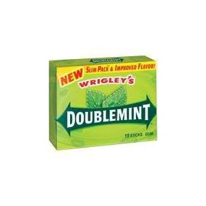DOUBLEMINT 15ST S/P 10/12