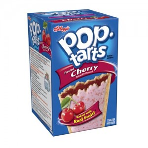 K. POP TARTS CHERRY 12/6