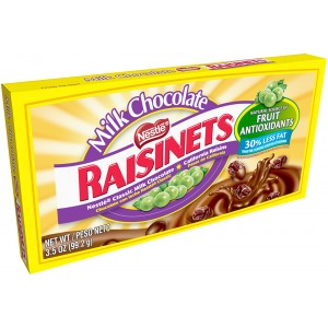 RAISINETS CONCESSION BOX 1/18