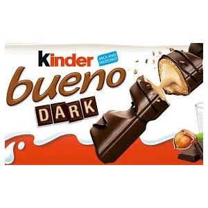 KINDER BUENO DARK. 4/30