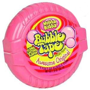HUBBA BUBBA BUBBLE TAPE 12/12