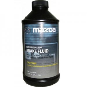 BRAKE FLUID MAZDA