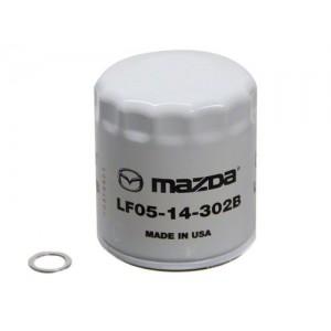 MAZDA'S OIL FILTER
